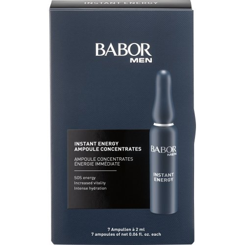 2020 BABOR Men instantenergy AmpouleConcentrates
